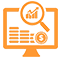 Research & Analytics Icon
